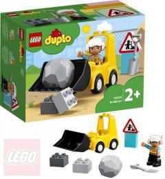 LEGO DUPLO Buldozer 10930 STAVEBNICE - zvětšit obrázek