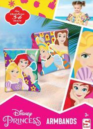 SAMBRO Rukávky nafukovací Disney Princezny plavací křidélka do vody - zvětšit obrázek