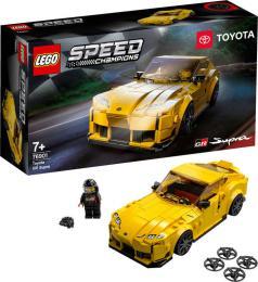 LEGO SPEED CHAMPIONS Auto Toyota GR Supra 76901 STAVEBNICE - zvětšit obrázek