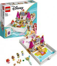 LEGO DISNEY PRINCESS Pohádková kniha dobrodružství 43193 STAVEBNICE - zvětšit obrázek