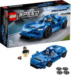 LEGO SPEED CHAMPIONS Auto McLaren Elva 76902 STAVEBNICE - zvětšit obrázek