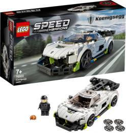LEGO SPEED CHAMPIONS Auto Koenigsegg Jesko 76900 STAVEBNICE - zvětšit obrázek