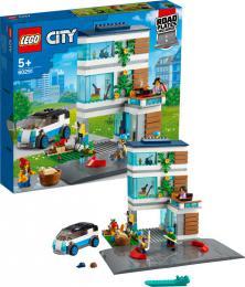 LEGO CITY Moderní rodinný dům 60291 STAVEBNICE - zvětšit obrázek