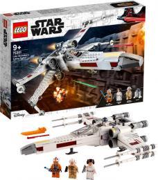 LEGO STAR WARS Stíhačka X-wing Luka Skywalkera 75301 STAVEBNICE - zvětšit obrázek