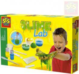 SES CREATIVE Laboratoř slizová Slime Lab kreativní set v krabici - zvětšit obrázek