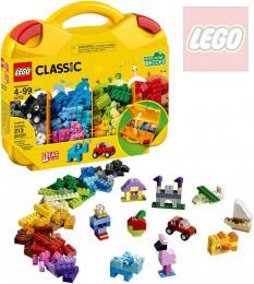 LEGO CLASSIC Kreativní kufřík STAVEBNICE 10713 - zvětšit obrázek