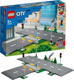 LEGO CITY Křižovatka 60304 STAVEBNICE - zvětšit obrázek