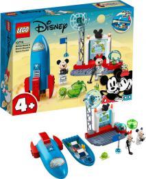LEGO DUPLO Kosmonauti Mickey a Minnie 10774 STAVEBNICE - zvětšit obrázek
