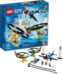 LEGO CITY Závod ve vzduchu 60260 STAVEBNICE - zvětšit obrázek