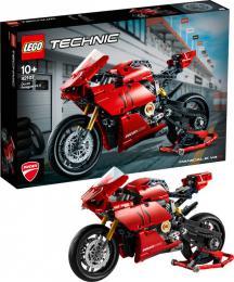 LEGO TECHNIC Motocykl Ducati Panigale V4 R 42107 STAVEBNICE - zvětšit obrázek