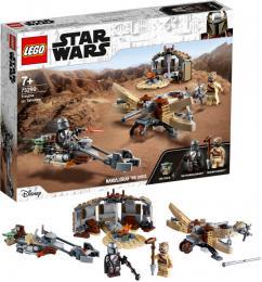 LEGO STAR WARS Potíže na planetě Tatooine 75299 STAVEBNICE - zvětšit obrázek