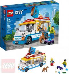 LEGO CITY Zmrzlinářské auto 60253 STAVEBNICE - zvětšit obrázek