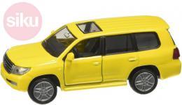 SIKU Auto Toyota Landcruiser žlutá 1:55 model kov 1440 - zvětšit obrázek