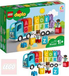 LEGO DUPLO Náklaďák s abecedou 10915 STAVEBNICE - zvětšit obrázek