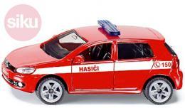 SIKU Auto osobní Volkswagen Golf VI 2.0 TDI Hasiči ČR model kov 1437 - zvětšit obrázek