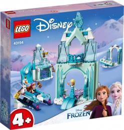 LEGO DISNEY Ledová říše divů Anny a Elsy Frozen 43194 STAVEBNICE - zvětšit obrázek