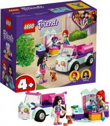 LEGO FRIENDS Pojízdné kočičí kadeřnictví 41439 STAVEBNICE - zvětšit obrázek