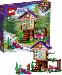 LEGO FRIENDS Domek v lese 41679 STAVEBNICE - zvětšit obrázek
