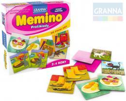 GRANNA Hra Memino protiklady *SPOLEČENSKÉ HRY* - zvětšit obrázek