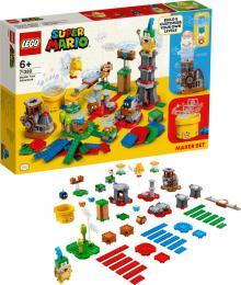 LEGO SUPER MARIO Mistrovská dobrodružství 71380 STAVEBNICE - zvětšit obrázek