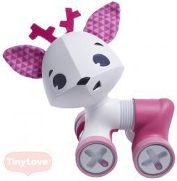 TINY LOVE Baby koloušek jezdící chrastící Florence 16cm plast pro miminko - zvětšit obrázek