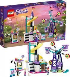 LEGO FRIENDS Kouzelné pouťové atrakce 41689 STAVEBNICE - zvětšit obrázek